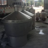 家用小型酿酒设备型号齐全 不锈钢酒容器加工定做 蒸酒锅众发