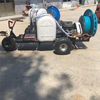 金佳三轮自走式打药机 300L三轮自走式打药机 多功能高压喷雾器