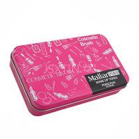 化妆品铁盒定制 化妆品长方形铁盒 收纳盒 小铁盒 马口铁包装定制