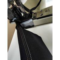 四针六线拉带机 广州奥玲缝纫机 RN6300-4D***新款四针六线拼缝机