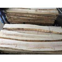 德国金威木业进口欧洲法国白蜡毛边板 实木板 板材 实木 进口木材 北欧风家具 白蜡木