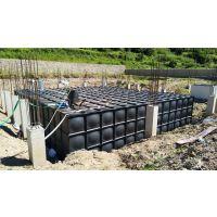 地埋式箱泵一体化泵站 抗浮地埋式水箱