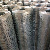 5孔3距镀锌板圆孔网 装饰过滤网 安平丝网现货