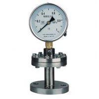 YTPF-100/150不锈钢隔膜压力表订做价格