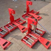 供应折叠式手动加气砖切割机 带轮子移动方便
