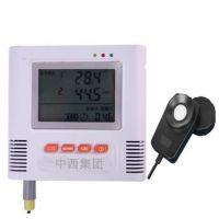 中西(LQS特价)智能照度记录仪(中西器材) 型号:M2530库号:M2530