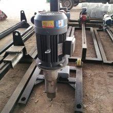 管道顶管机 小型非开挖顶管设备 小型穿越设备 过路钻孔机 洪涛电力