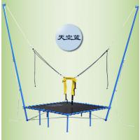 现货儿童室外蹦极 操作简单经营灵活小蹦极 小蹦床游乐设施儿童小蹦极