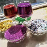 金葱粉产品、金葱粉成品,金葱粉样品 金葱粉分为很多种