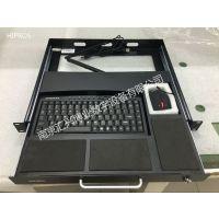 供应HIPROS工业键盘托架 机柜通用上架式键盘托架