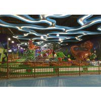 新型户外儿童游乐项目丛林探险游乐设备生产厂家许昌巨龙
