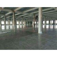 惠州市龙门混凝土固化剂地坪+博罗县水泥地起灰处理+耐用30年