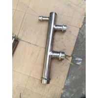 不锈钢分水器,304不锈钢分水器管厂家直销
