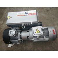 厂家直销旋片式单极真空泵XD-063 2.2KW旋片式真空泵 气体传输泵