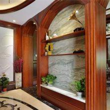 长沙全房定制实木家具、实木背景墙订做考察电话
