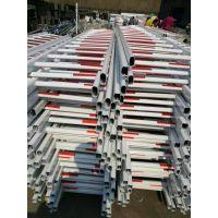 河南濮阳厂家供应人行道路护栏 马路中央隔离护栏
