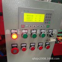 自动秸秆打捆包膜机,电机,柴油都可带动 打捆机