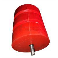 行车吊机防撞装置JHQ-A-18型 聚氨酯材料减震块 安尔特龙门吊行车碰头
