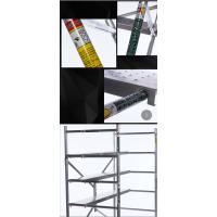 广州腾达折合式工作台批发,铝合金小架子越秀厂家梯博士DR.LADDER