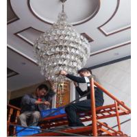 路朗灯师傅提供店铺及商业中心场所灯具灯饰安装维修服务