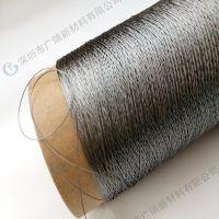 广瑞新材料供应耐高温金属纤维捻线,耐高温金属线批发价格