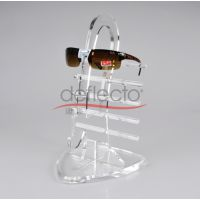 亚克力陈列架 高档眼镜陈列架 有机玻璃眼镜架