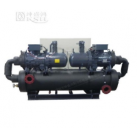 厂价直销水冷螺杆式冷水机组 工业冷水机组 地源热泵制冷压缩主机