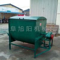 直销羊草料搅拌机农用加厚拌草机500公斤养殖饲料混合机