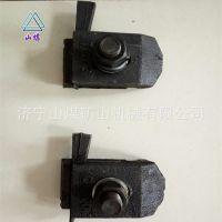 压轨器qu120 铁路压轨器 焊接式压轨器  铁路配件 p60行车压轨器