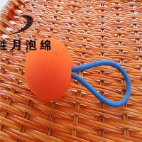 专业生产EVA玩具球 彩色球 海绵球 EVA彩虹游乐场玩具球 PV球