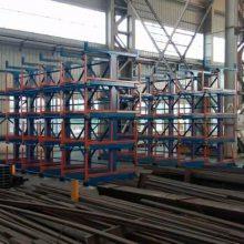 板材存放 不锈钢存放架 铝板存储架 抽拉片材货架 南京抽屉式钢板货架