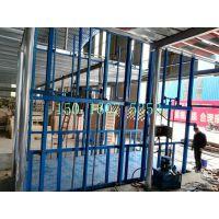 新圩镇新惠丰百货用于运转货物的升降机2吨 鸿力机械定做
