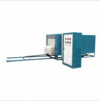 台车炉_台车热处理炉_大型台车式电阻炉