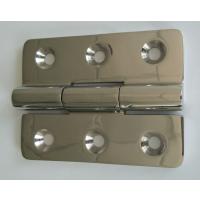 厂家直销不锈钢镜面精密铸造铰链