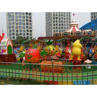 游乐场火爆好玩的真人打地鼠新型游乐设备香蕉火车许昌创艺游乐厂家直销