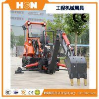 双臂挖价格 滑移小型挖掘机 徐州华辰-HCN屈恩机具双臂挖掘机直销