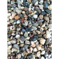 博淼厂家供应水洗石 洗米石 水磨石石子 机滚石 透水石 石米