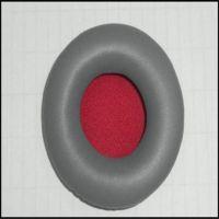 ?厂家批发 电热丝烫异形加工耳机耳套 环保泡棉罩 话筒罩 加厚植绒耳套