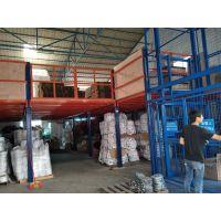仓库二层搭建,重型组装货架,货架材料阁楼,仓库二层搭建