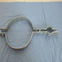 光缆杆用抱箍 杆用固定金具 四川攀枝花厂家批发