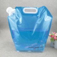 大容量包装定做 牛奶直立吸嘴包装袋 红酒 葡萄果汁 矿泉水塑料袋