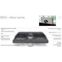 思科SX10小型视频会议室终端CTS-SX10N-K9安装接口及简介