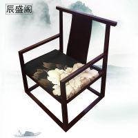 苏州蠡口新中式组合茶桌、书桌02辰盛阁家具