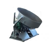 郑矿机器供应φ0.5-4.2m圆盘造粒机 有机肥圆盘造粒机厂家