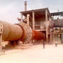 宏基铝矾土回转窑设备生产厂家,煤气发生炉型铝矾土回转窑设备厂家