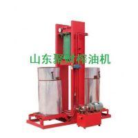 黑龙江新型液压榨油机生产厂家 双城多功能大豆榨油机价格