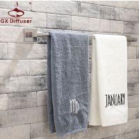 跨境货源304不锈钢毛巾杆卫生间单杆浴巾架浴室挂件厂家直销OEM