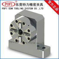 【江苏EROWA夹具】D100曲头气动卡盘|CNC气动定位夹具