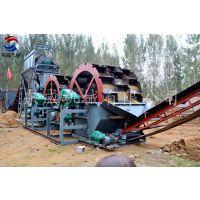 山东洗沙设备/临沂破碎、轮式洗沙机/【东威机械】洗沙设备价格、图片