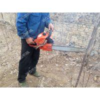 润众切割树根有力挖树机 强有力树苗提苗机 挖树机合金材质型